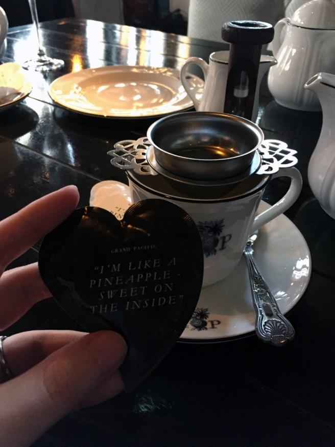 High Tea Manchester