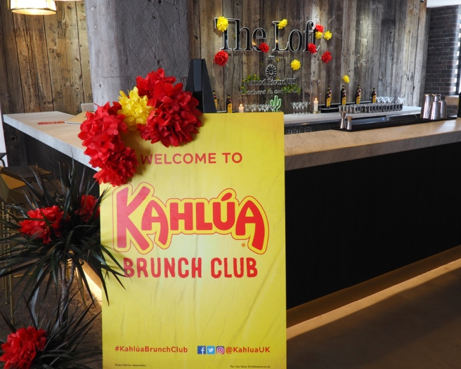 Kahlua Brunch Club