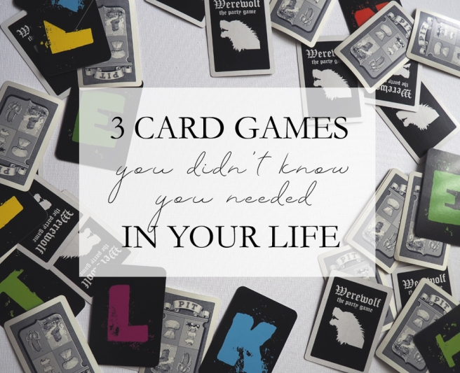 Best 3 card games