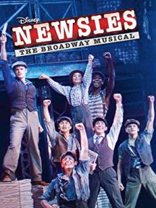 Newsies Broadway