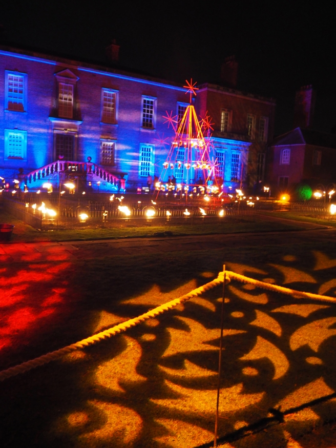 Christmas at Dunham Massey