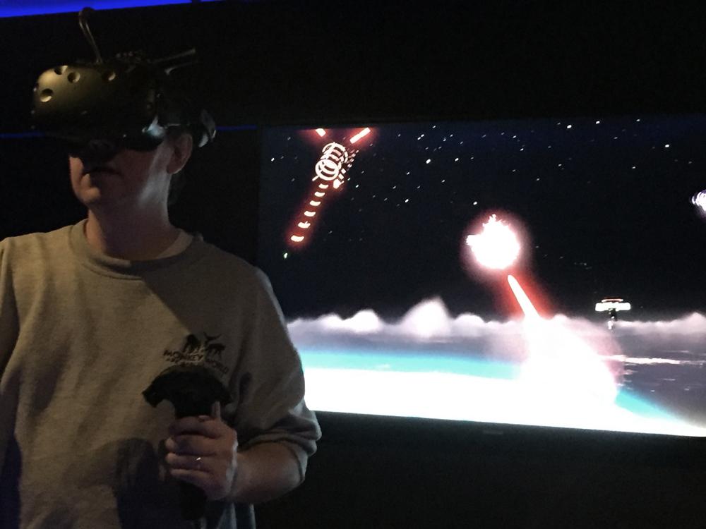 Virtual Reality Arcade Manchester