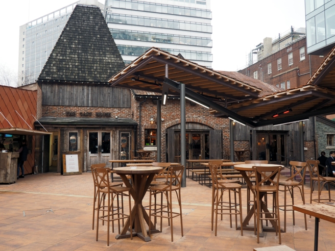 The Oast House Manchester