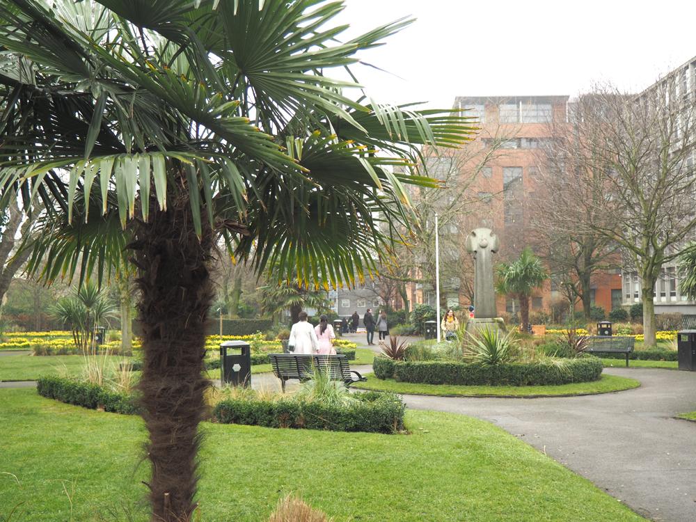 St John's Gardens Manchester 2