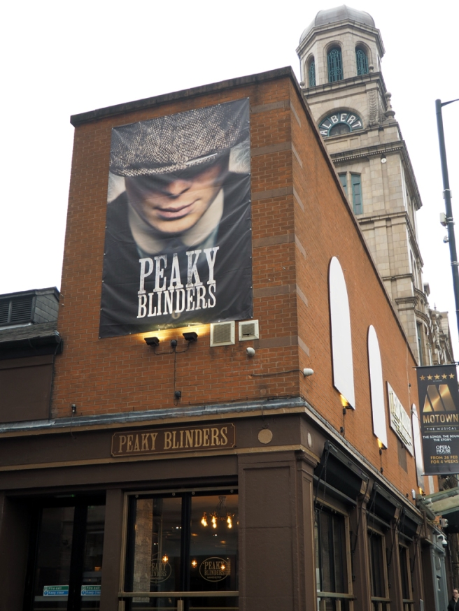 Peaky Blinders Bar Manchester