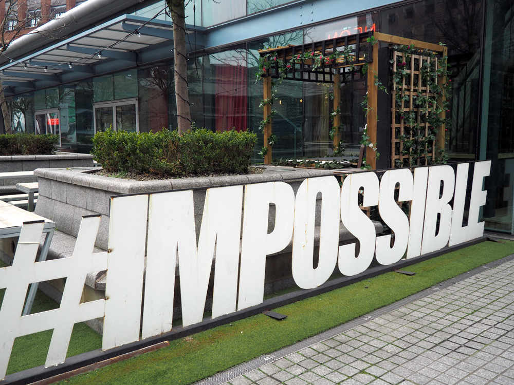 Impossible Bar Manchester