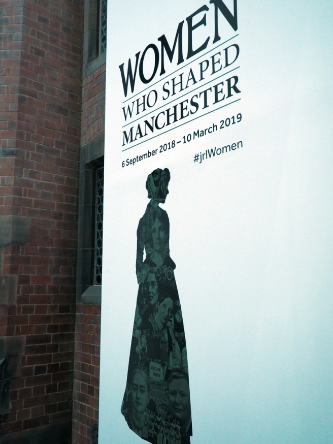 Women who shaped Manchester