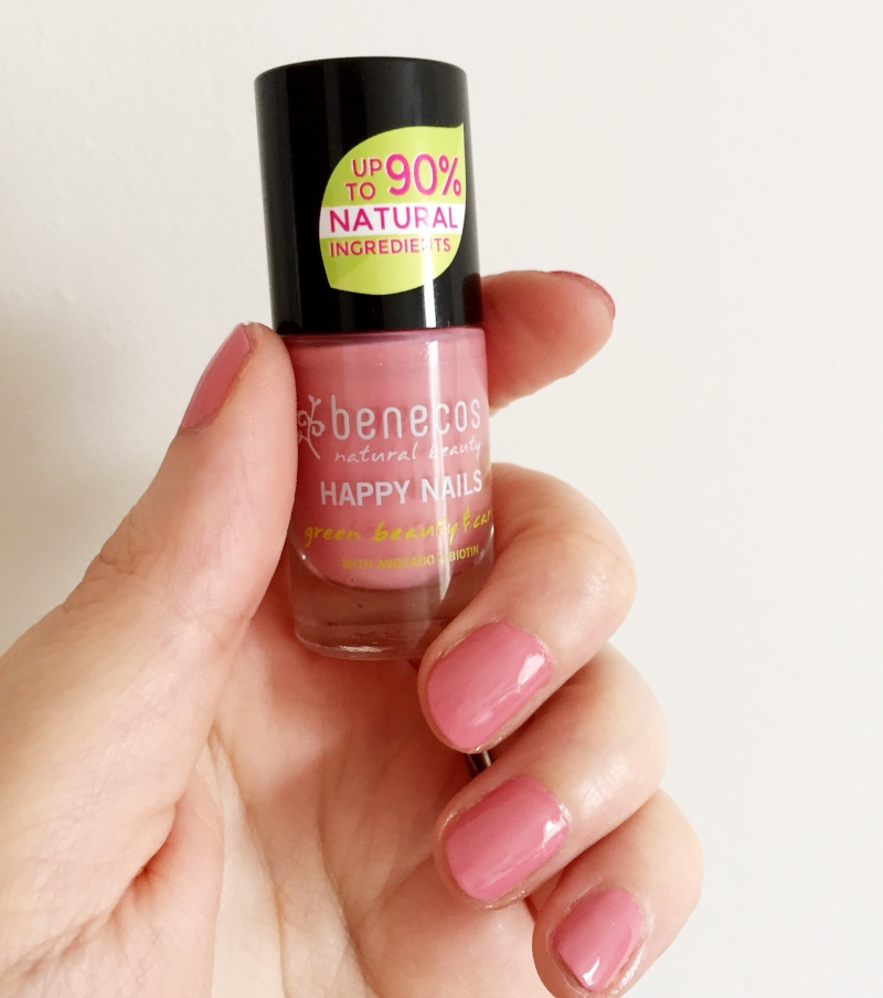 Benecos Happy Nails - Bubblegum