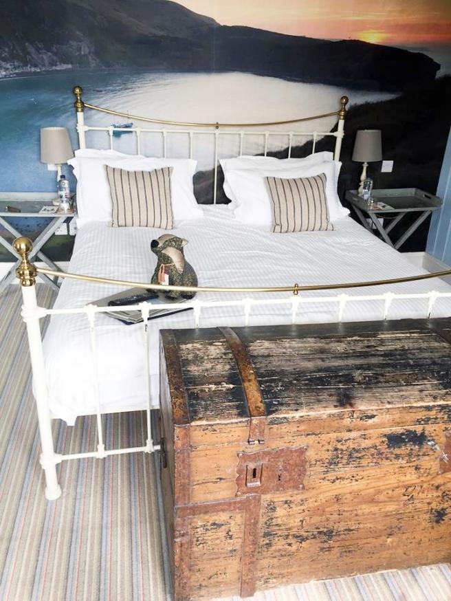 Lulworth Cove Inn Superior Double bedroom