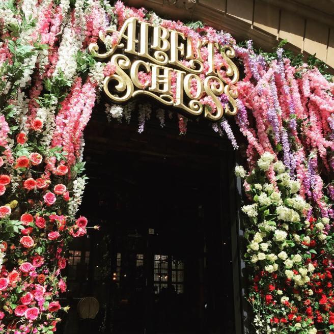 Albert Schloss doorway