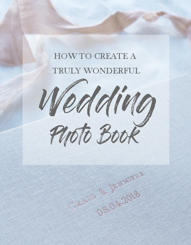 Tips for Creating the most wondering wedding photo book