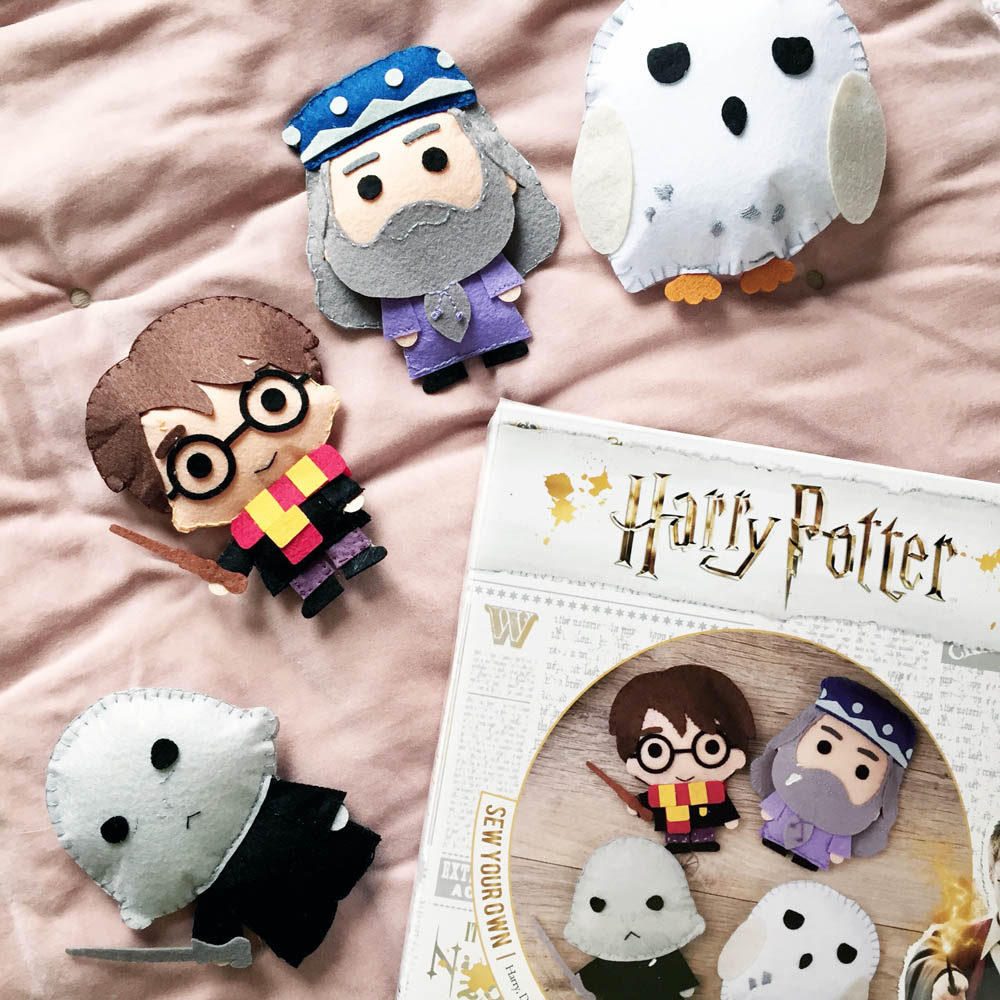 Harry Potter Sewing Kit