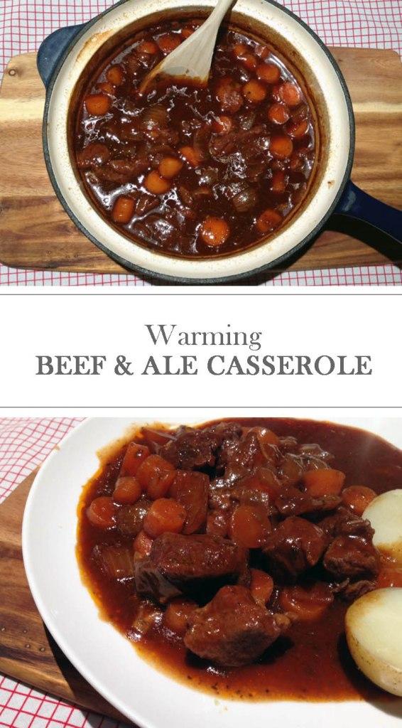 Beef & Ale Casserole recipe