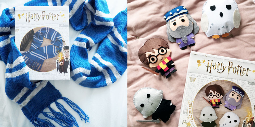 ALDI Harry Potter Craft Kits