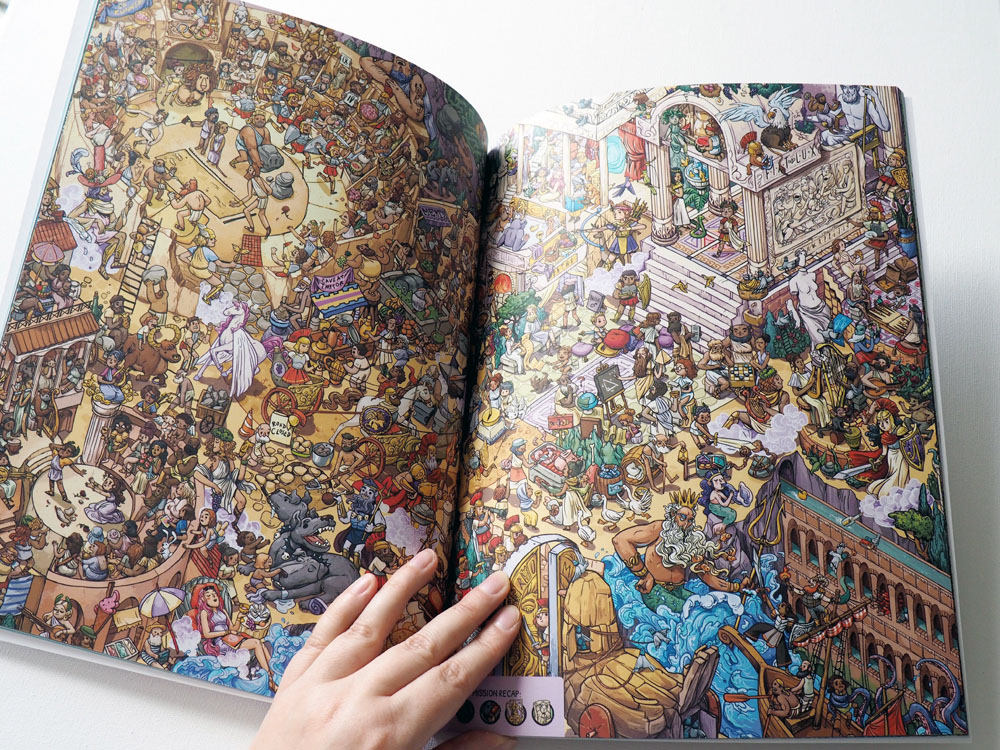 Personalised Where's Wally Book