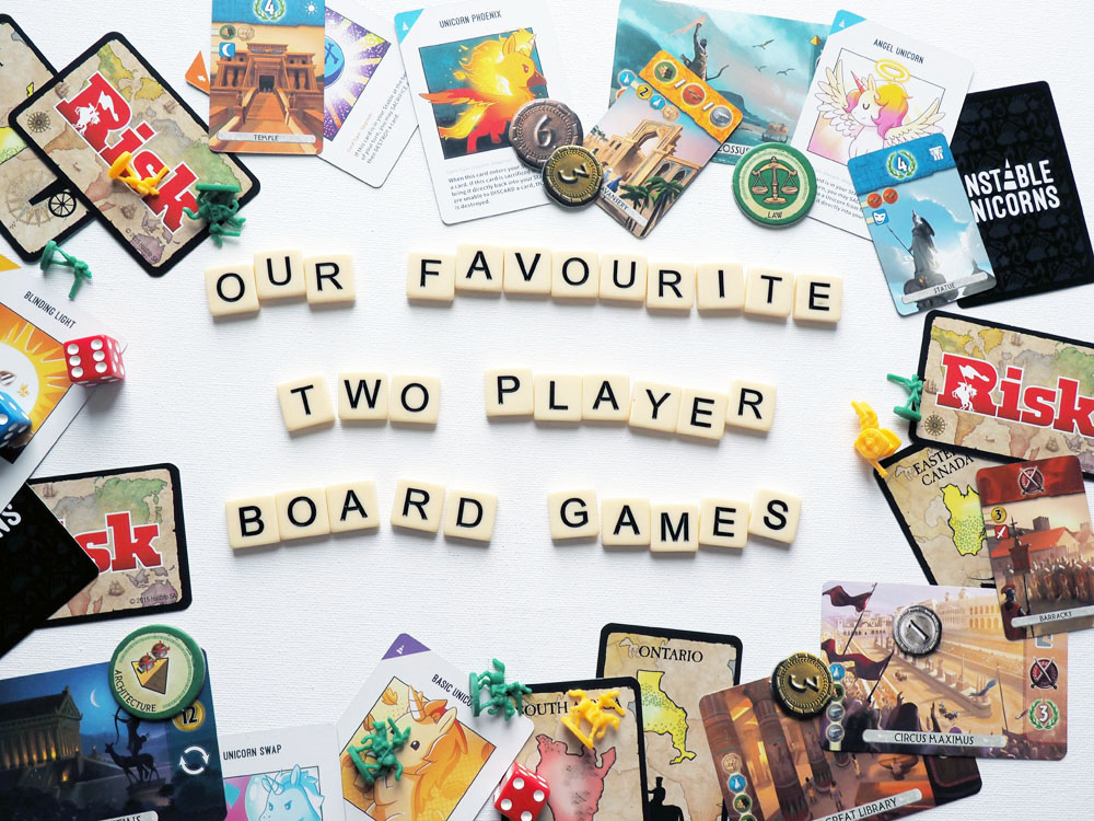 Best 2 player board games