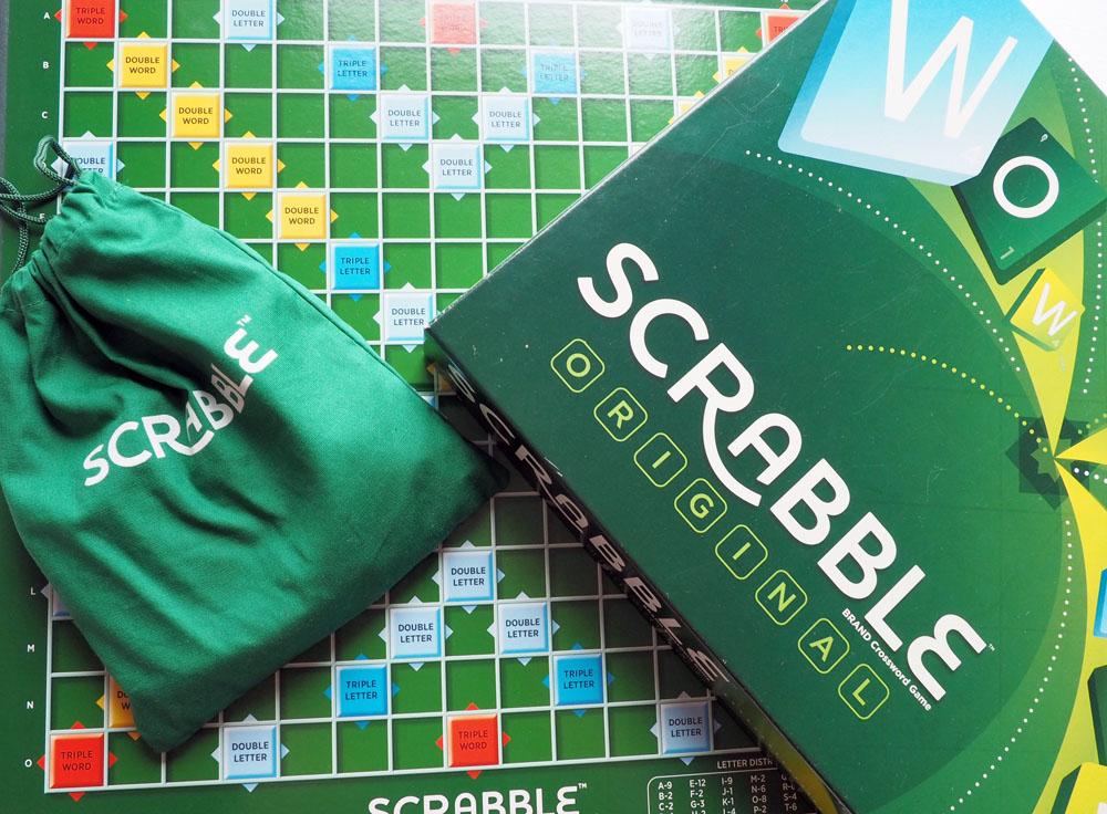 Classic Scrabble