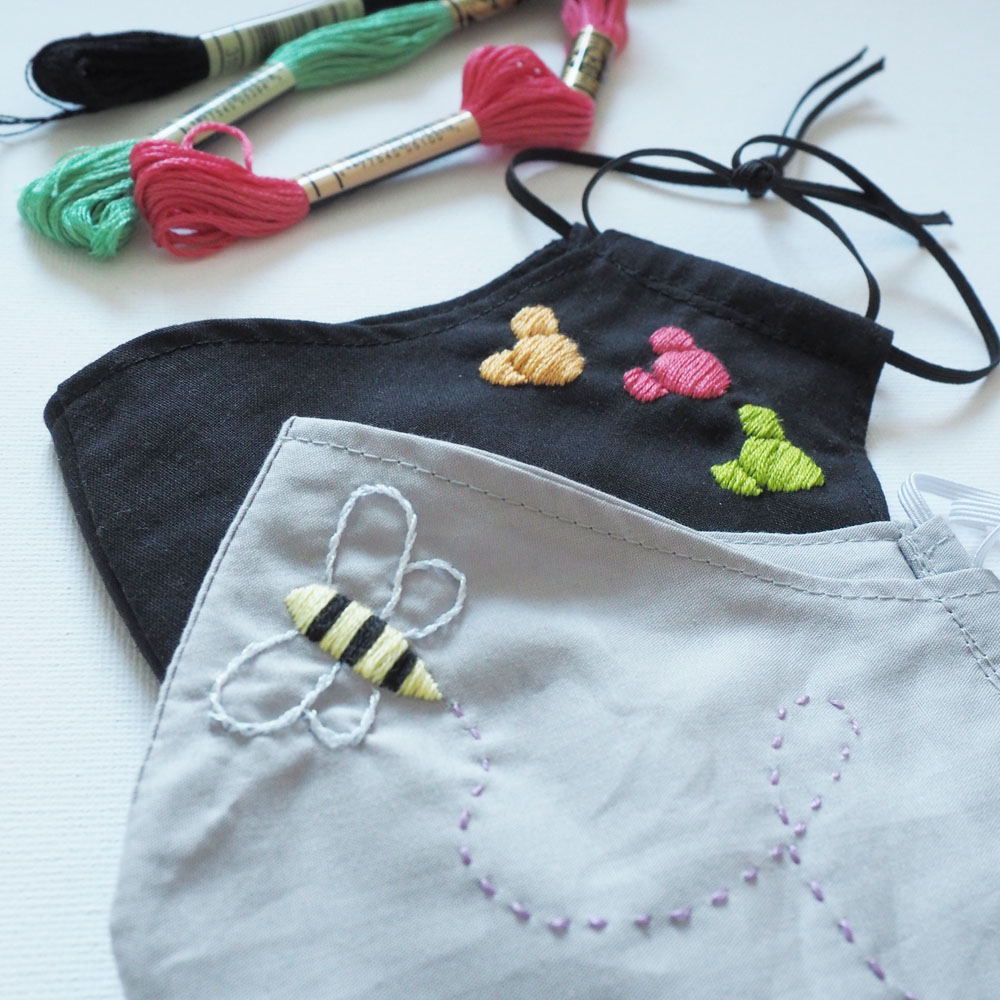 Simple embroidery tips for beginners