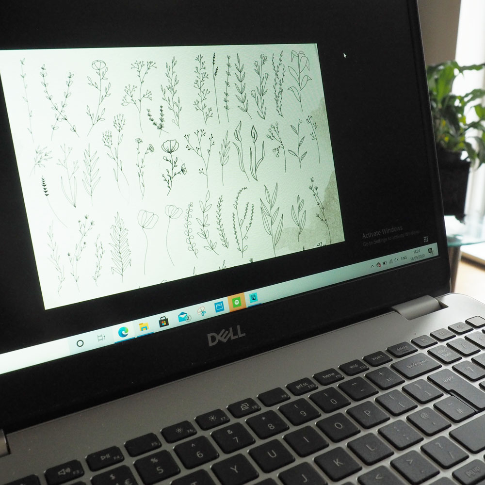 Design Bundles Line Art