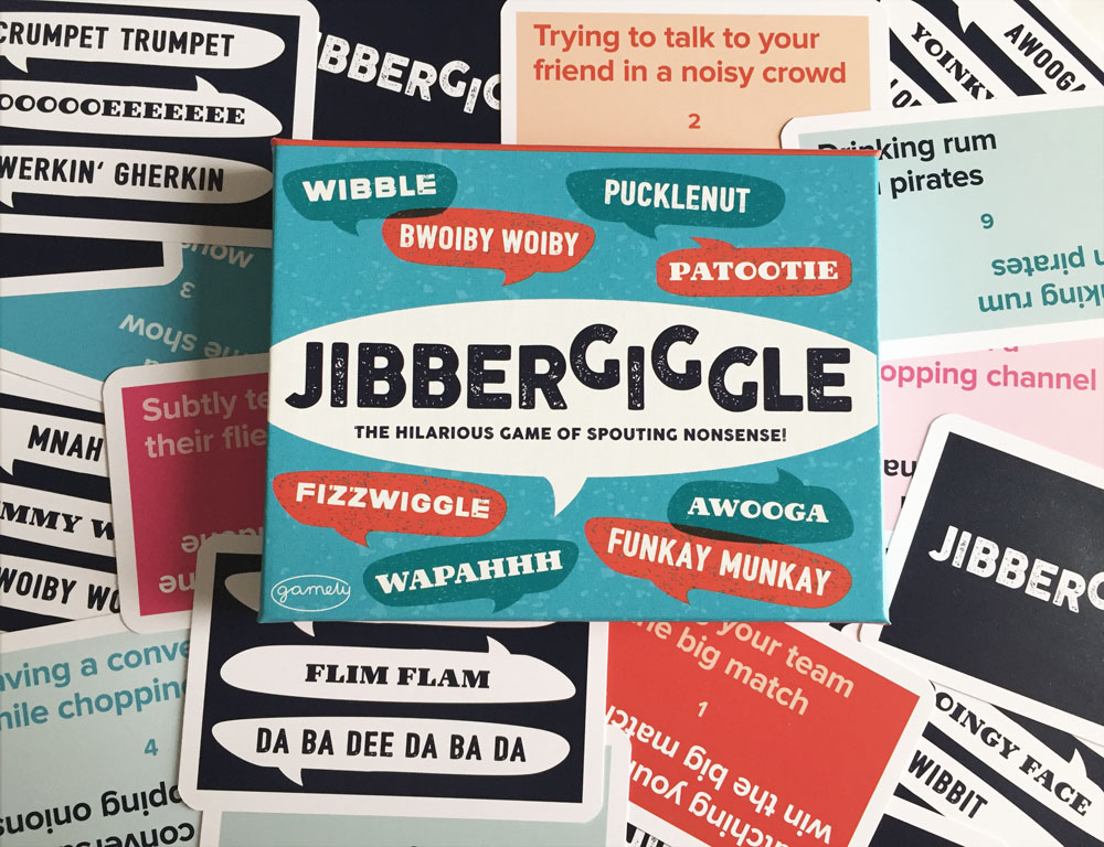 Jibbergiggle Card Game