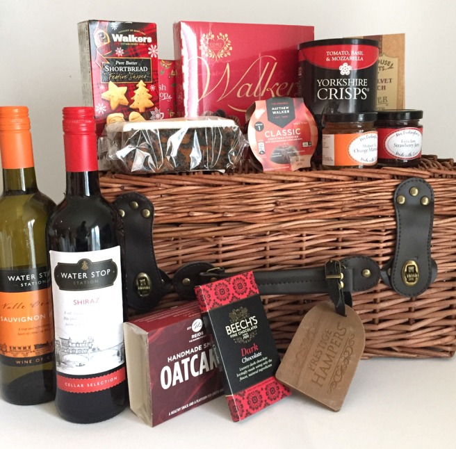 Traditional Christmas Gift Hamper