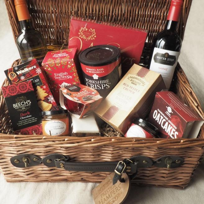 Christmas Gift Basket Hamper