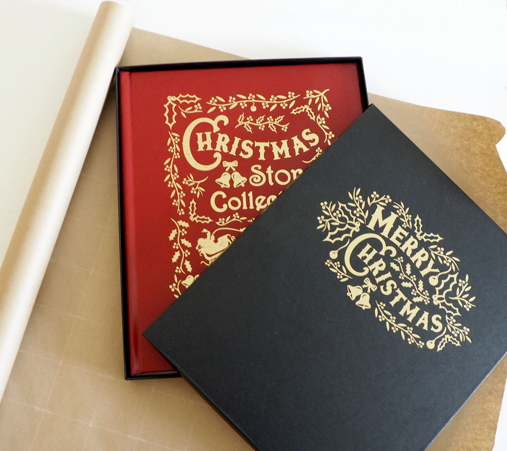 Luxury Christmas Story Collection Book