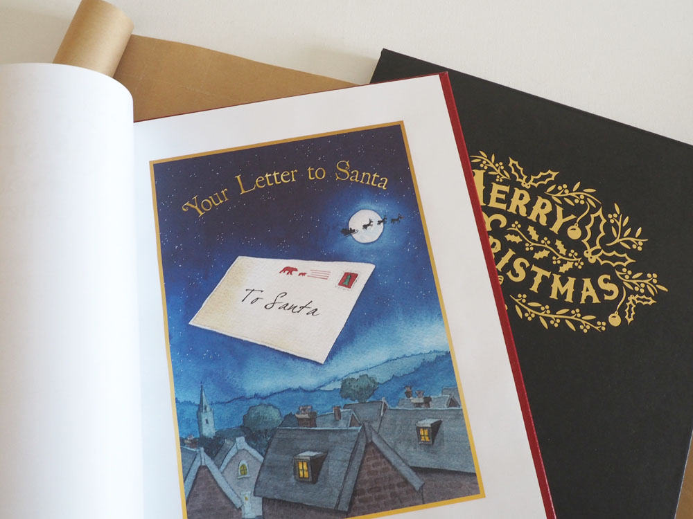 Luxury Christmas Story Book for Kids