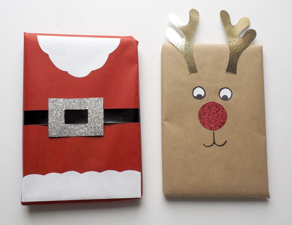 Cute Christmas Gift Wrap Ideas