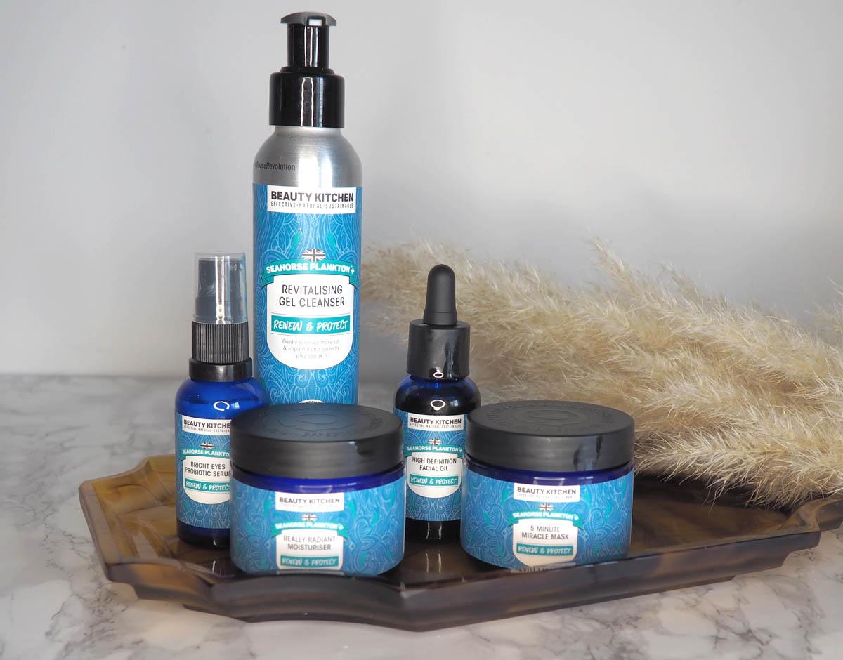 Beauty Kitchen Seahorse Plankton Skincare